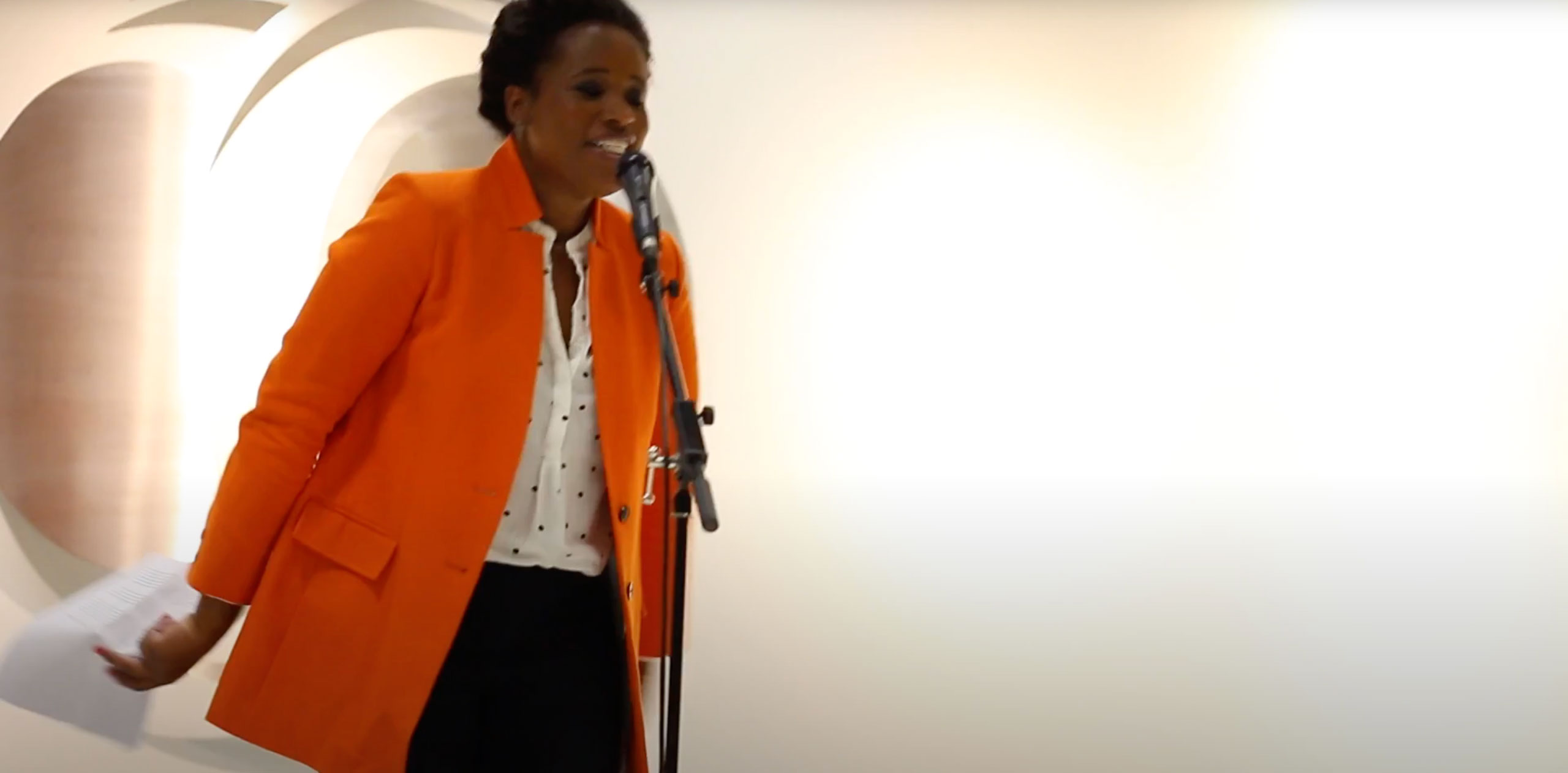 Charlene White, ITV News Presenter, was our host at our annual reception in 2018. Here is the speech she gave to our assembled guests.