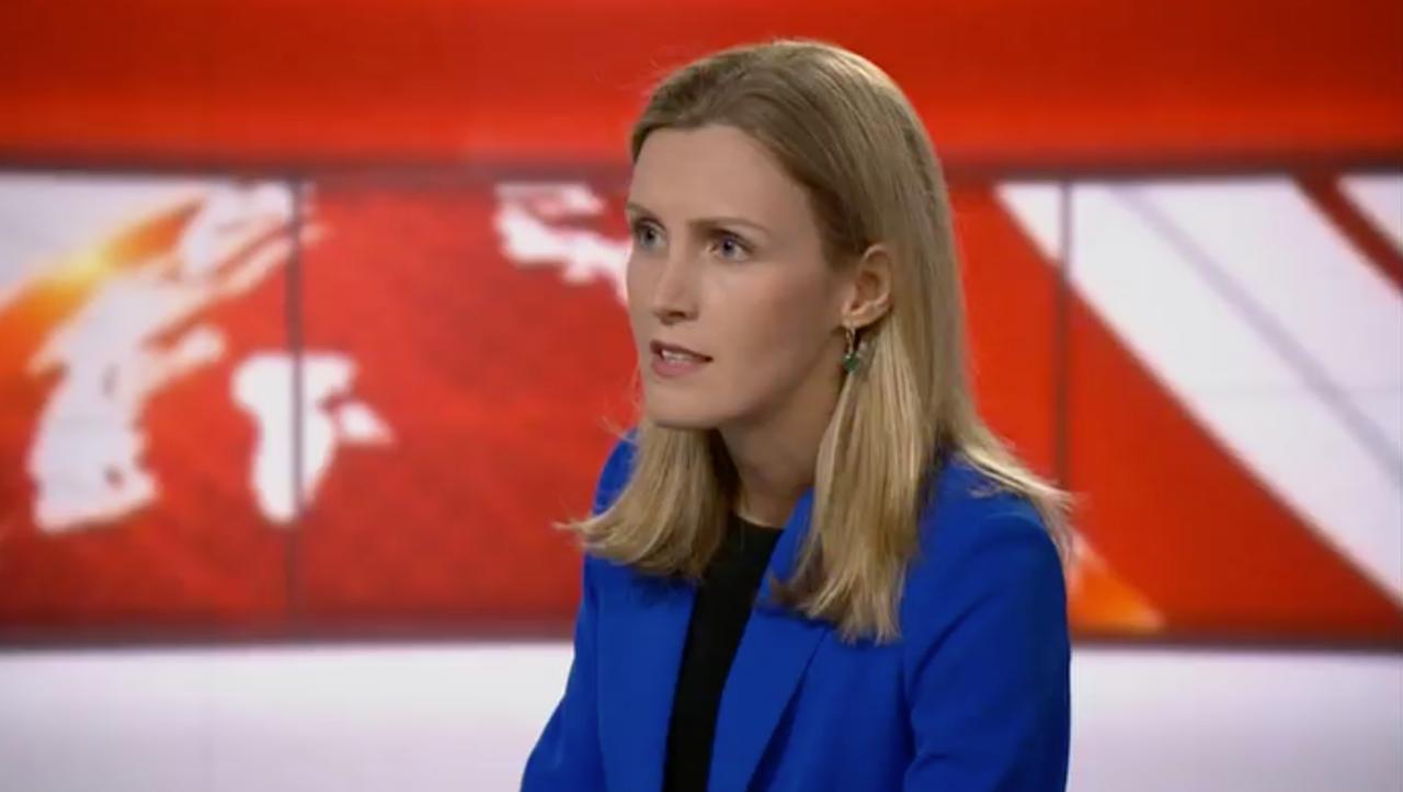 Katy Austin permanent BBC News Business Correspondent