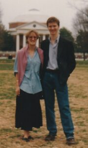 Susie and John Schofield