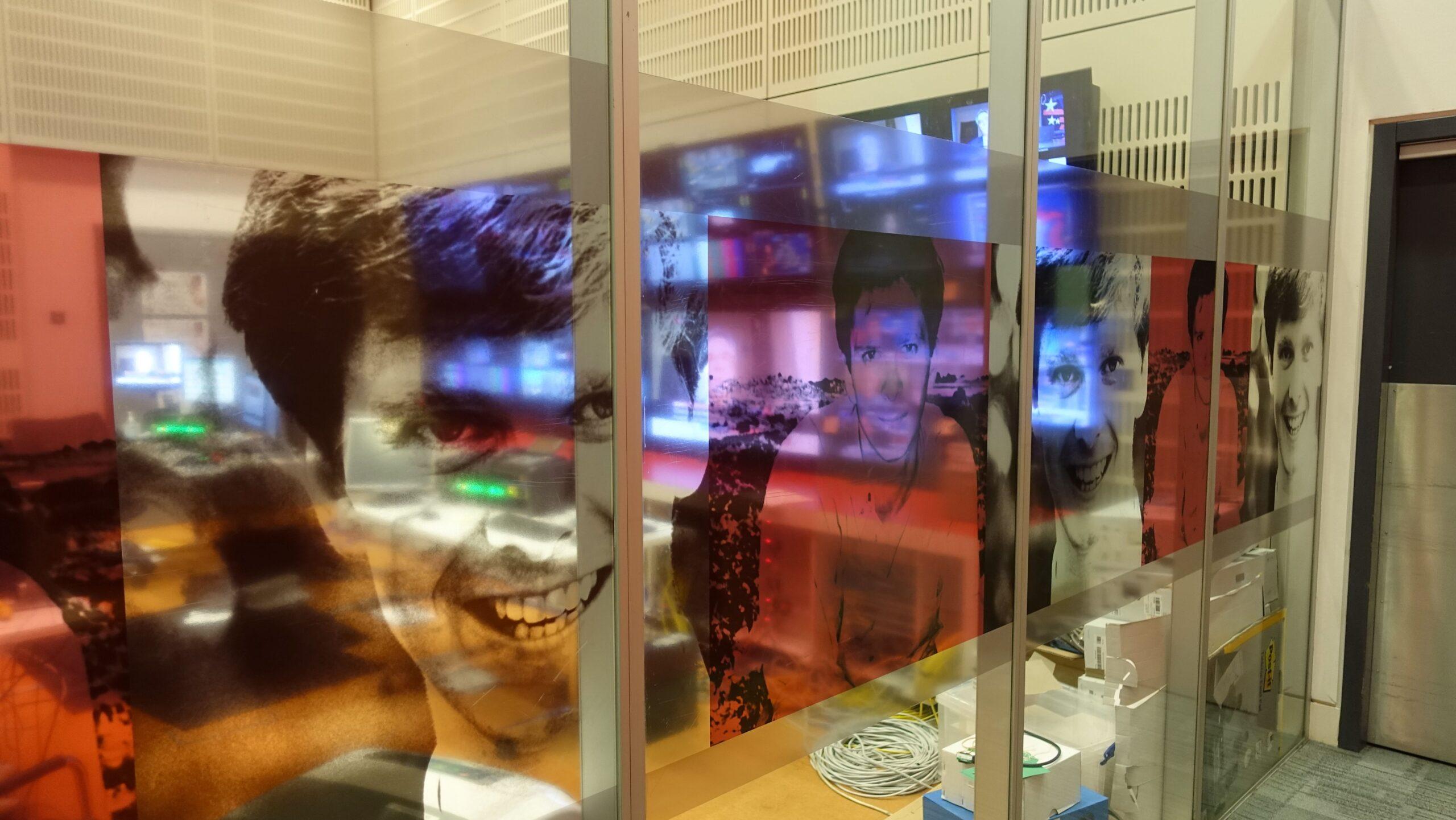 BBC's John Schofield Room
