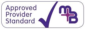 APS mentoring accreditation logo