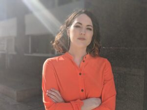 Anja Popp, C4News Reporter