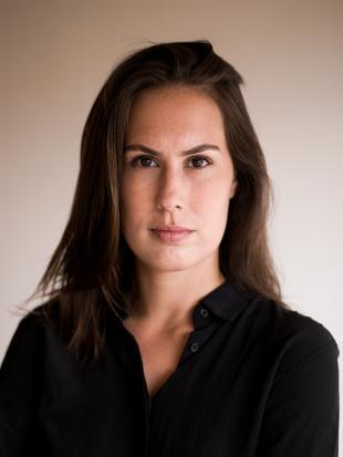 Renata Brito wins RTS/JST Young Talent of the Year award