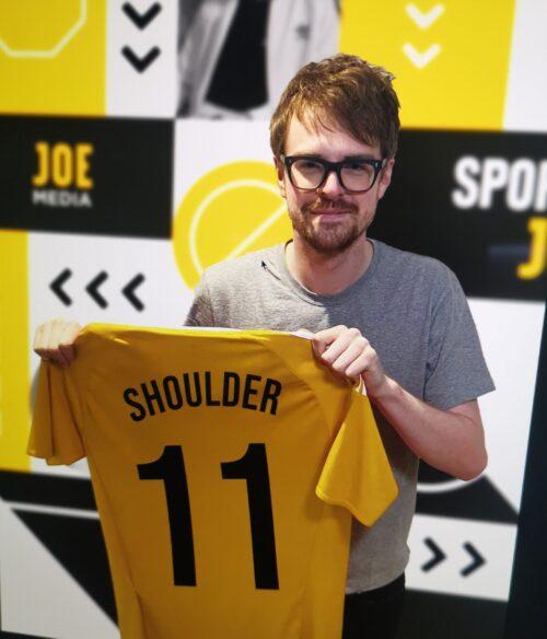 GarethShoulder moves to JOE Media