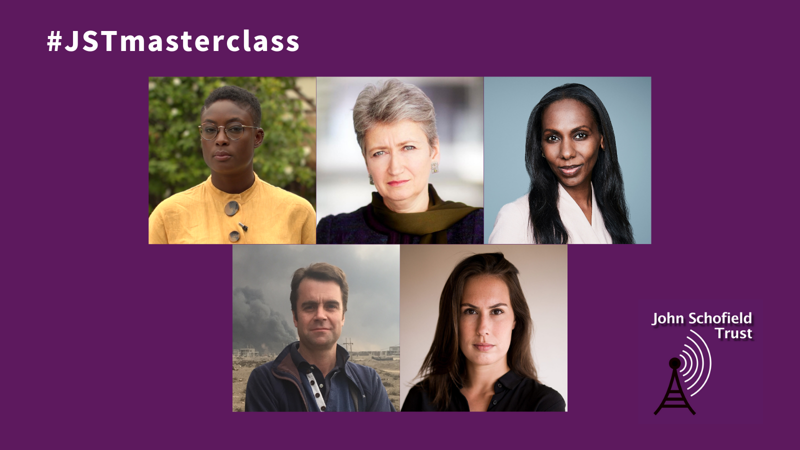 #JSTmasterclass: how to be a foreign correspondent